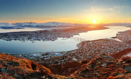 Arctic Circle Explorer: Tromso, ICEHOTEL & the Midnight Sun