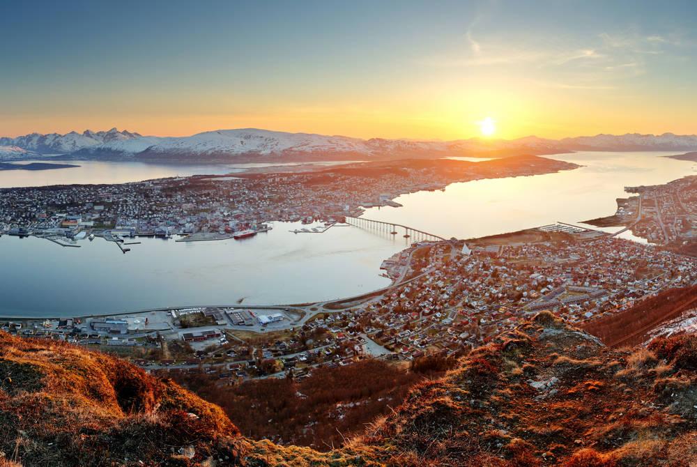 Midnight Sun, Tromso