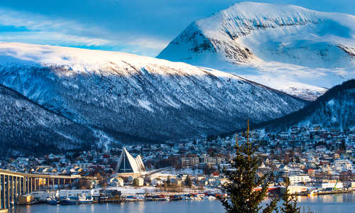 Arctic Circle Explorer: Tromso & ICEHOTEL