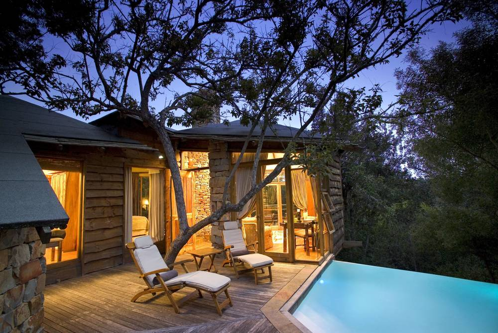 Tsala Treetop Lodge, the Garden Route