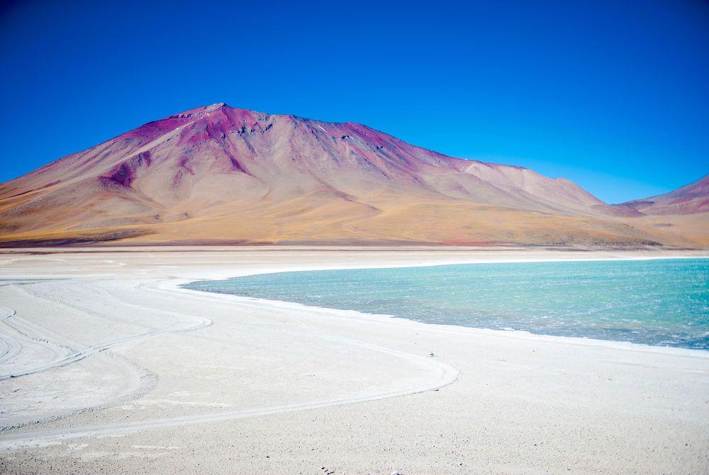 Tunupa, Bolivia
