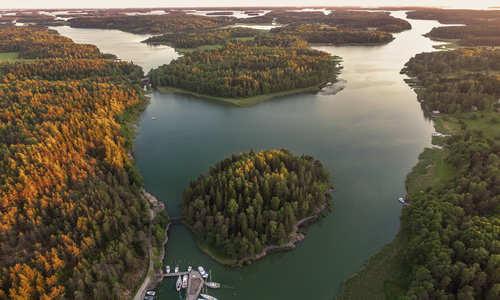 Finnish Archipelago (Credit: Jaakko Kivela)