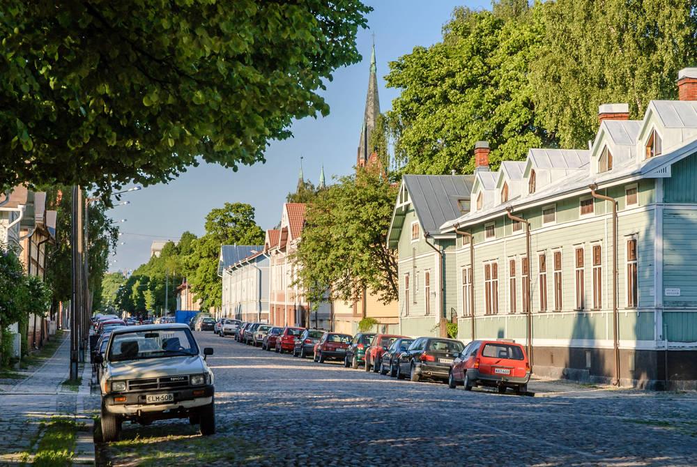 Turku (Credit: Visit Finland, Vastavalo)