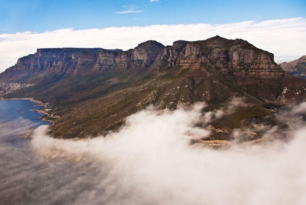 Twelve Apostles Mountain Range, South Africa