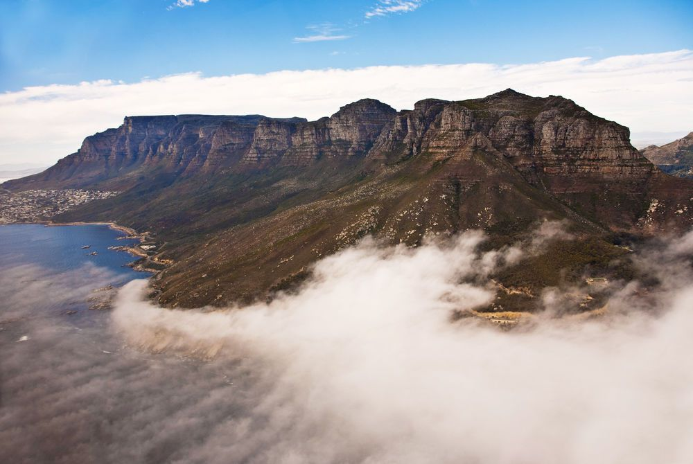 Twelve Apostles Mountain Range, South Africa