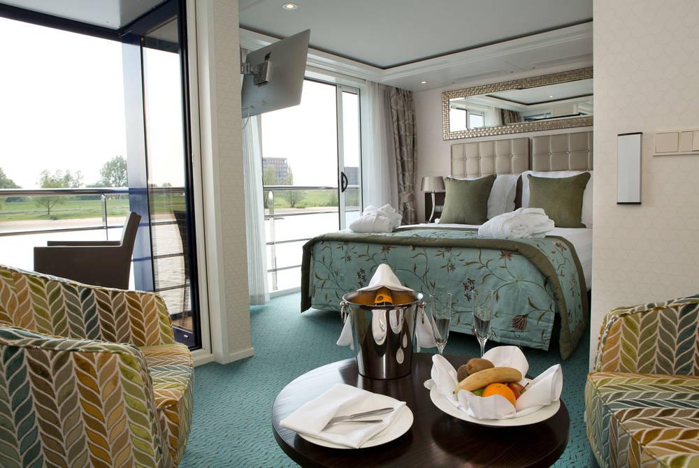 Twin Balcony Suite, AmaSonata