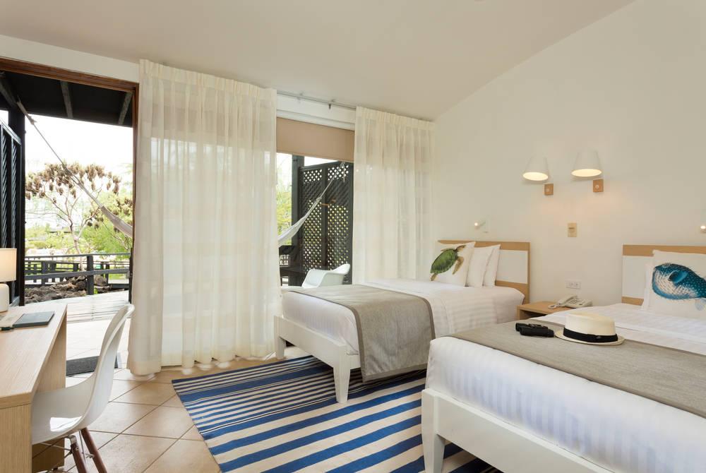 Twin room, Finch-Bay Eco Hotel, Puerto Ayora, Galapagos