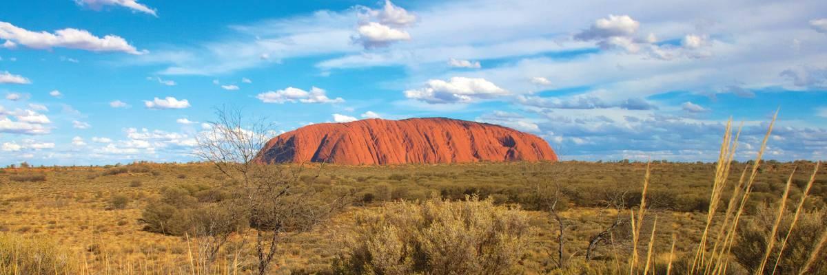 Uluru, Red Centre, Northern Territory, Australia