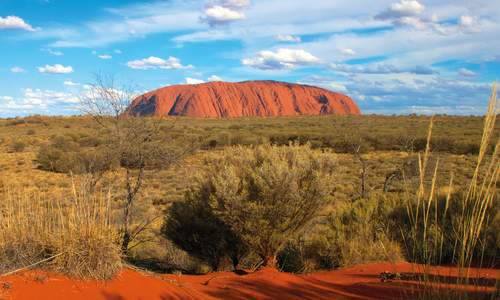 Uluru, Red Centre, Northern Territory, Australia