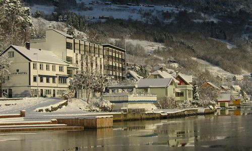 Ulvik Hotel, Norway