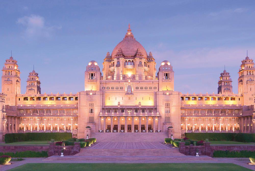 Umaid Bhawan Palace, Hotel, Jodhpur