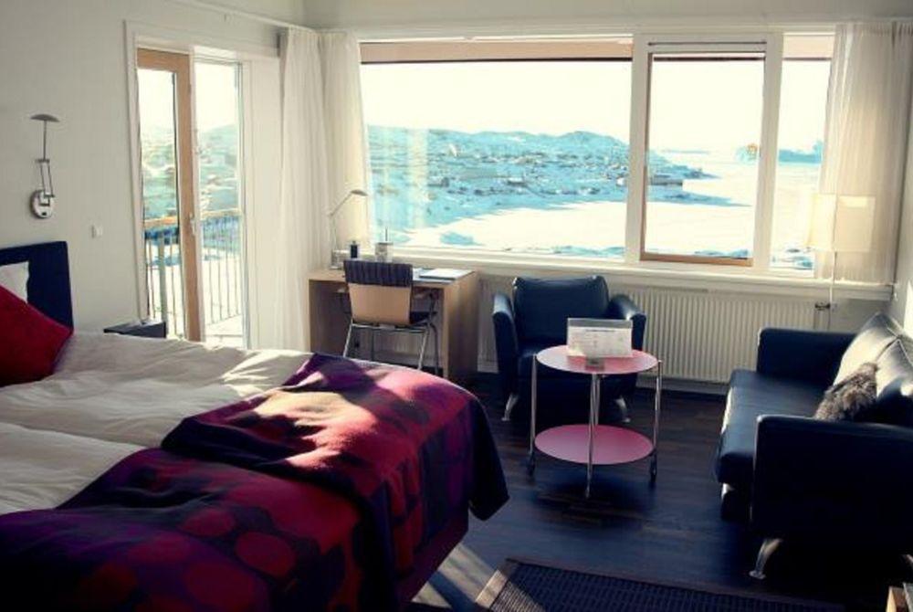 Umiaq Suite, Hotel Arctic, Ilulissat, Greenland