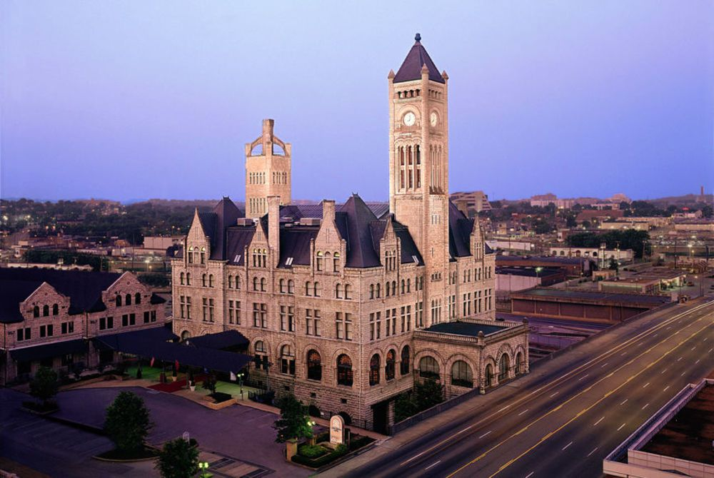 Union Station Hotel, Nashville