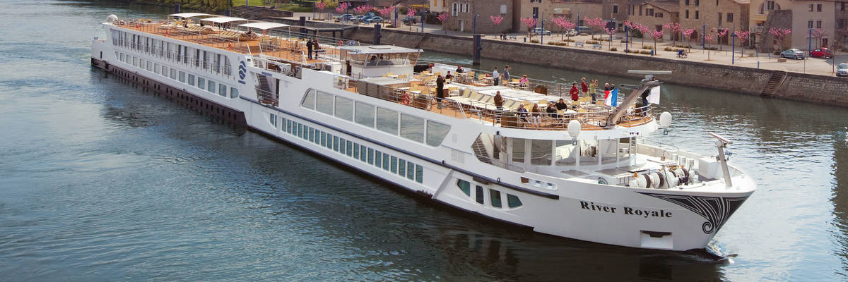 Uniworld announce their newest Super Ship, the S.S. Bon Voyage