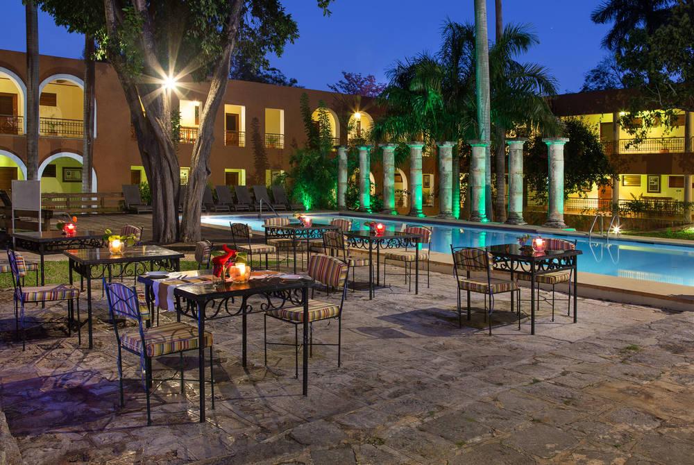 Hotel Hacienda Uxmal