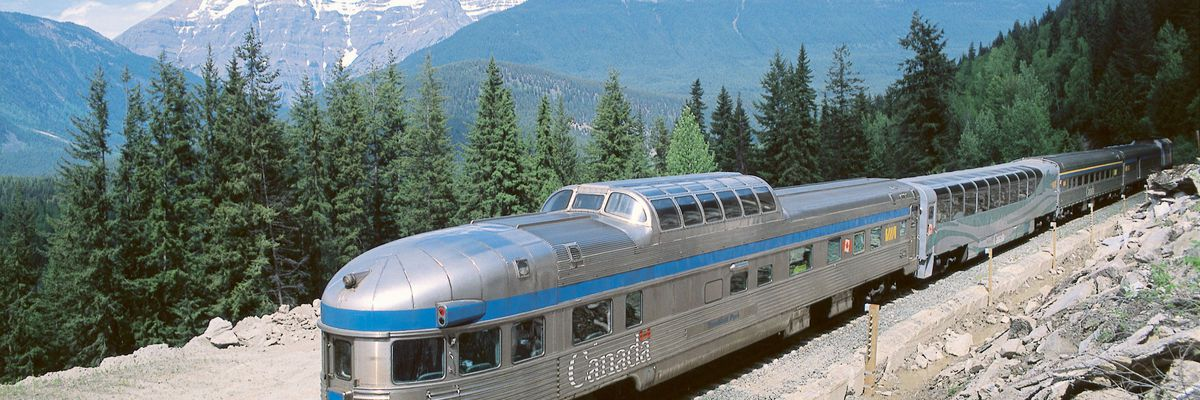 VIA Rail Canadian