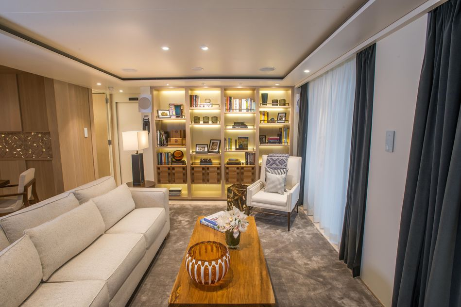The Owners Suite on Viking Ocean Cruises