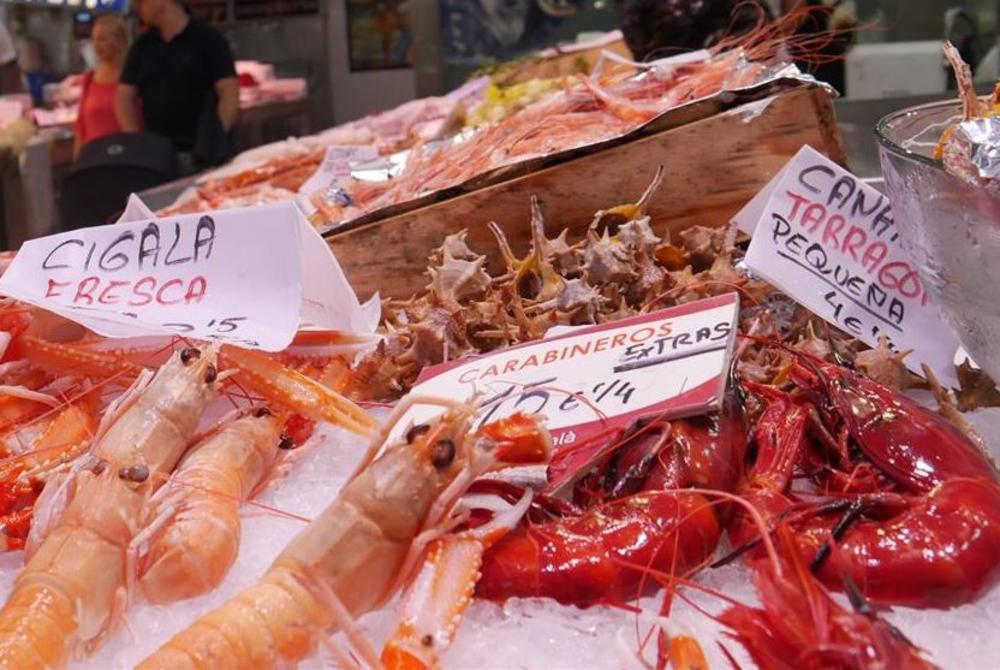 Valencia Fish Market
