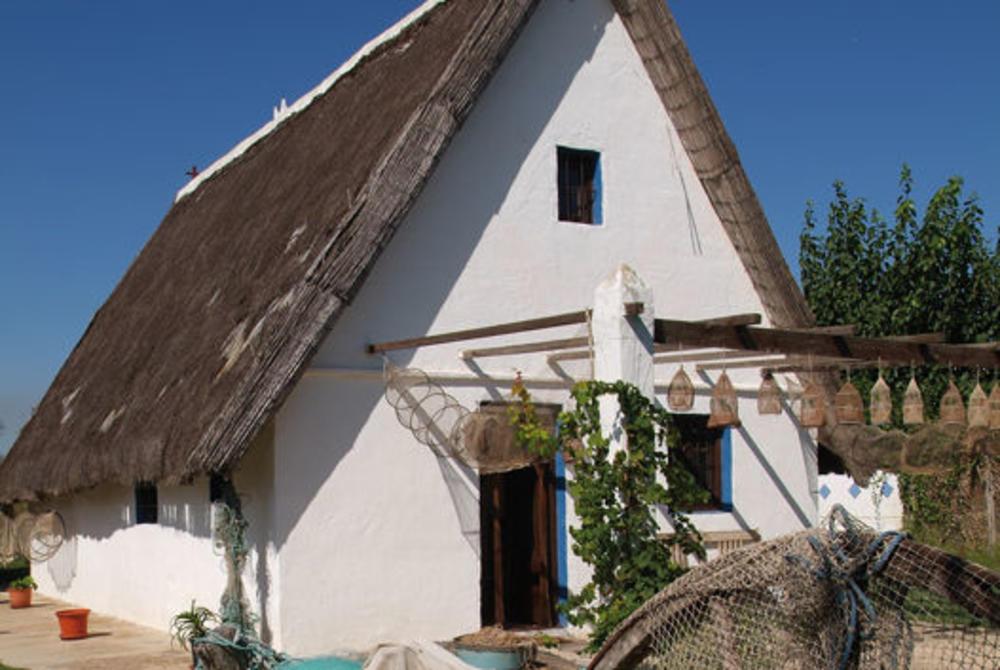 Traditional Barraca, Albufera