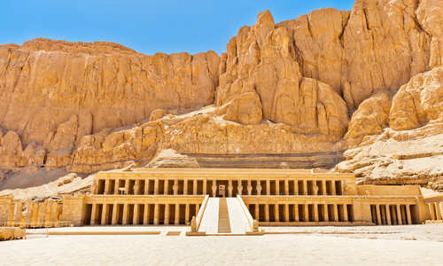 Valley of Kings and Queens, Egypt