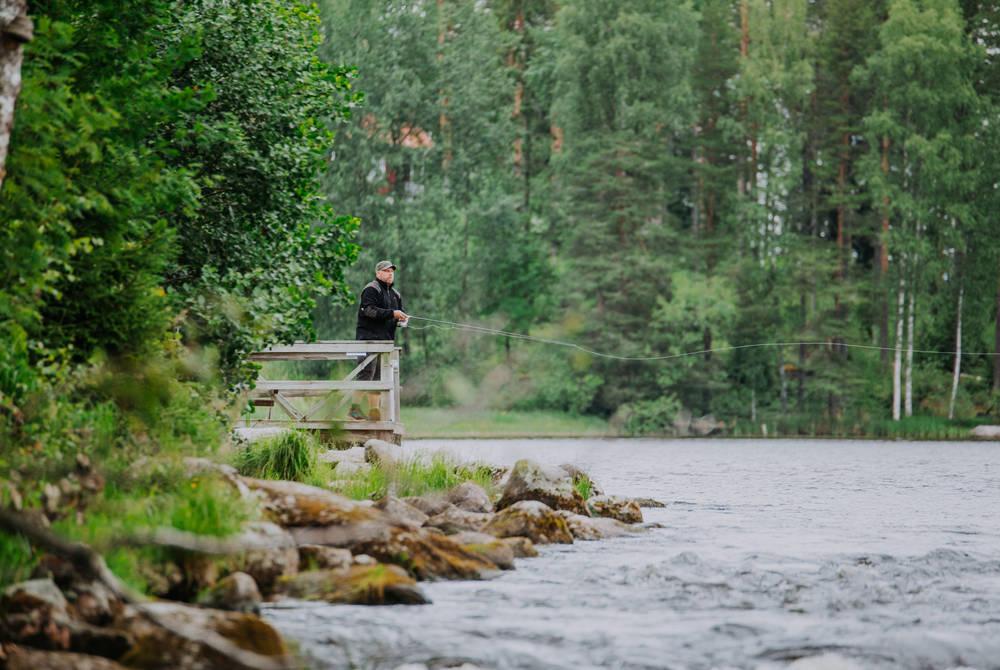 Varjola Guesthouse, Jyvaskyla, Finland (Credit: Julia Kivela)