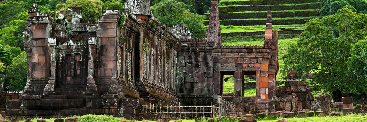 Vat Phou, Southern Laos