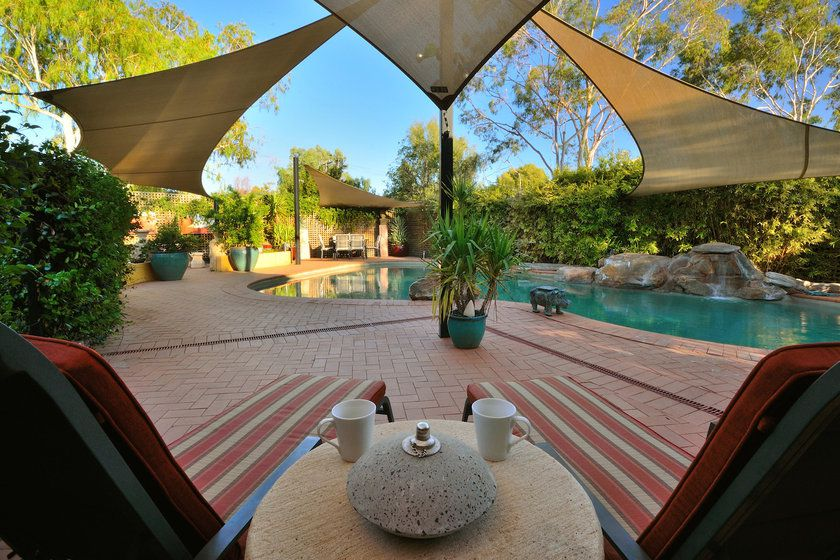 Vatu Sanctuary, Alice Springs