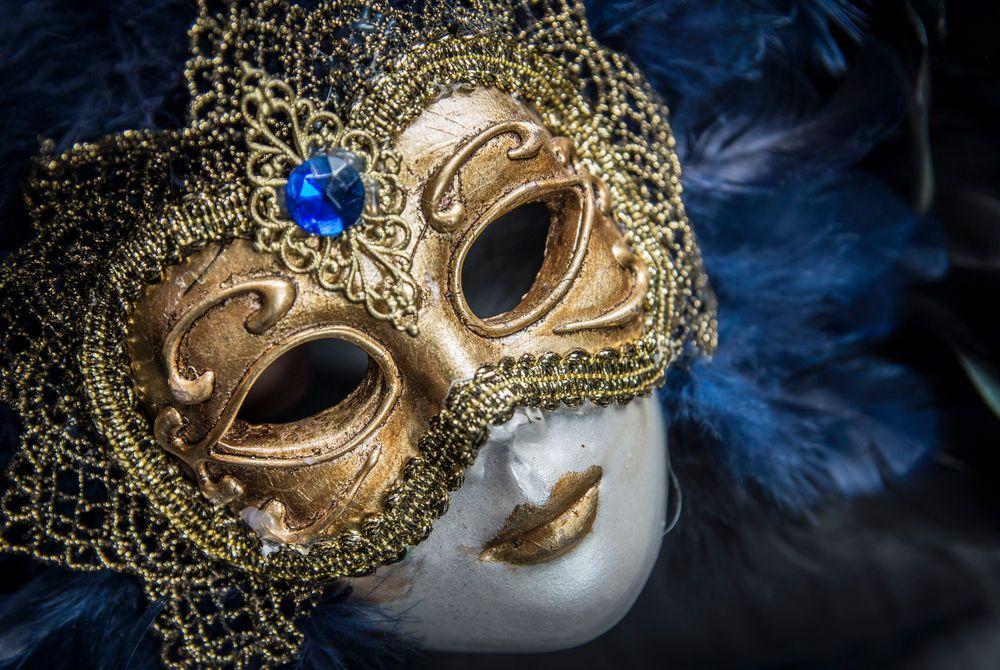 Venetian Mask, Venice