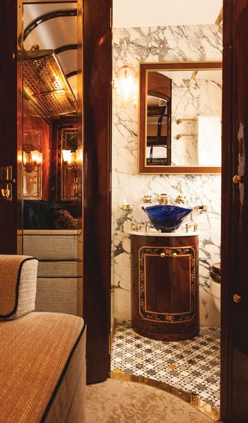 Venice Grand Suite, Venice Simplon-Orient-Express