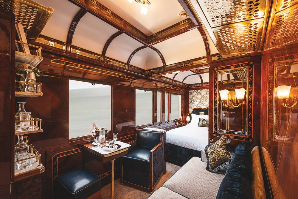Venice Simplon Orient Express London To Venice Holidays