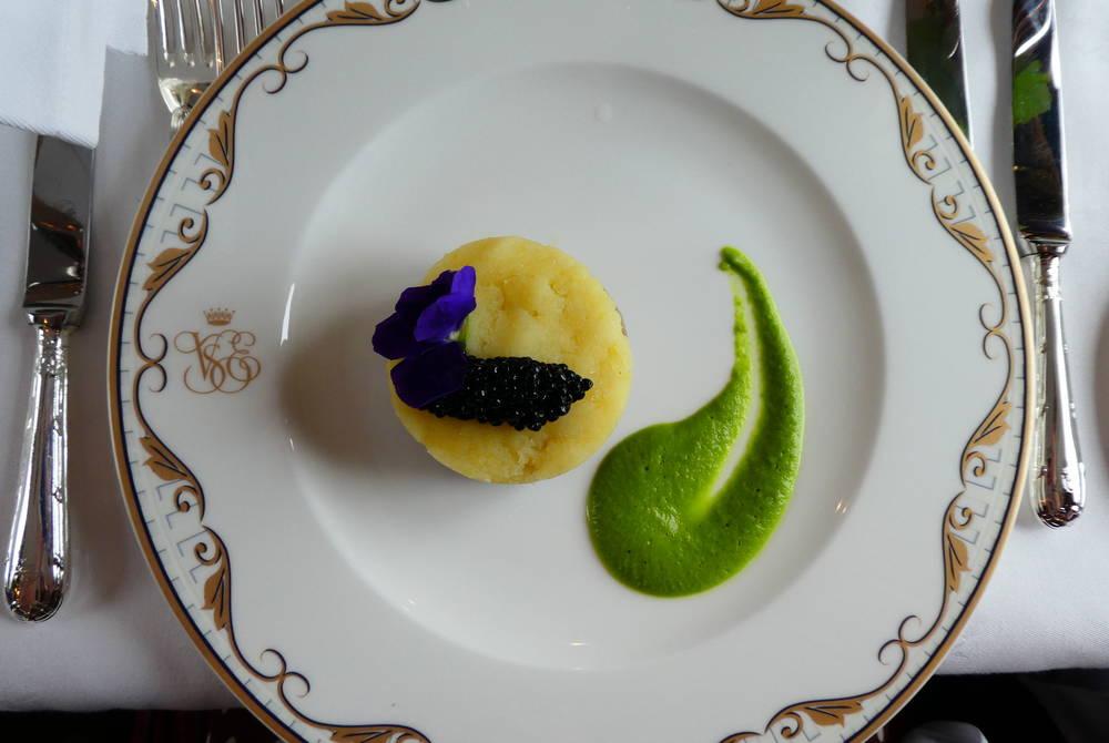 Dining, Venice Simplon-Orient-Express
