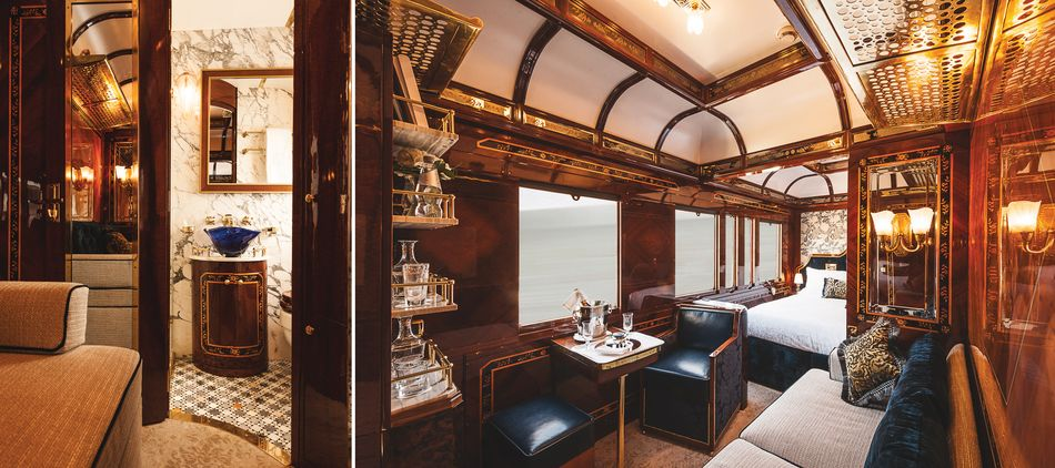 Venice Grand Suite - Venice Simplon-Orient-Express