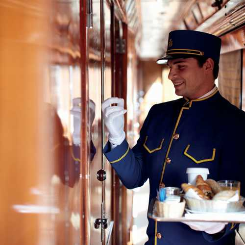 Experience the Venice Simplon-Orient-Express