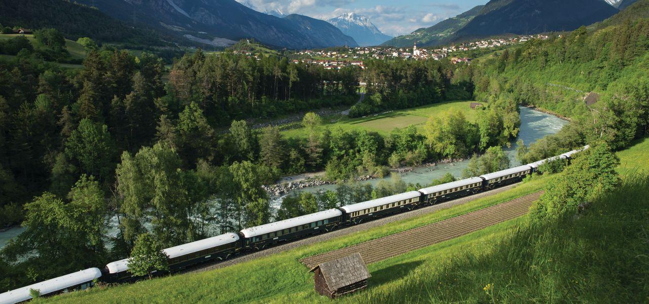 Venice Simplon-Orient-Express: Return to Venice