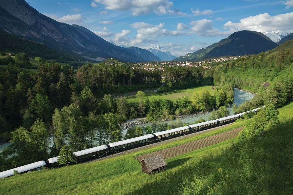 The Belmond Venice Simplon-Orient Express