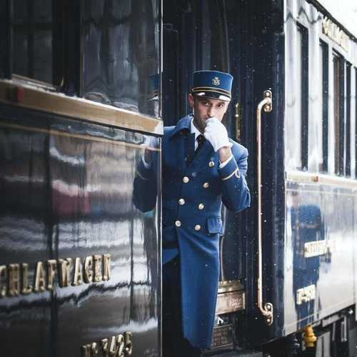 Luxury journeys on the Venice Simplon-Orient-Express