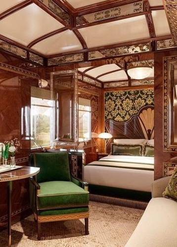 Venice Simplon-Orient-Express Grand Suite