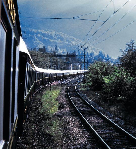 Venice Simplon-Orient-Express, Italy