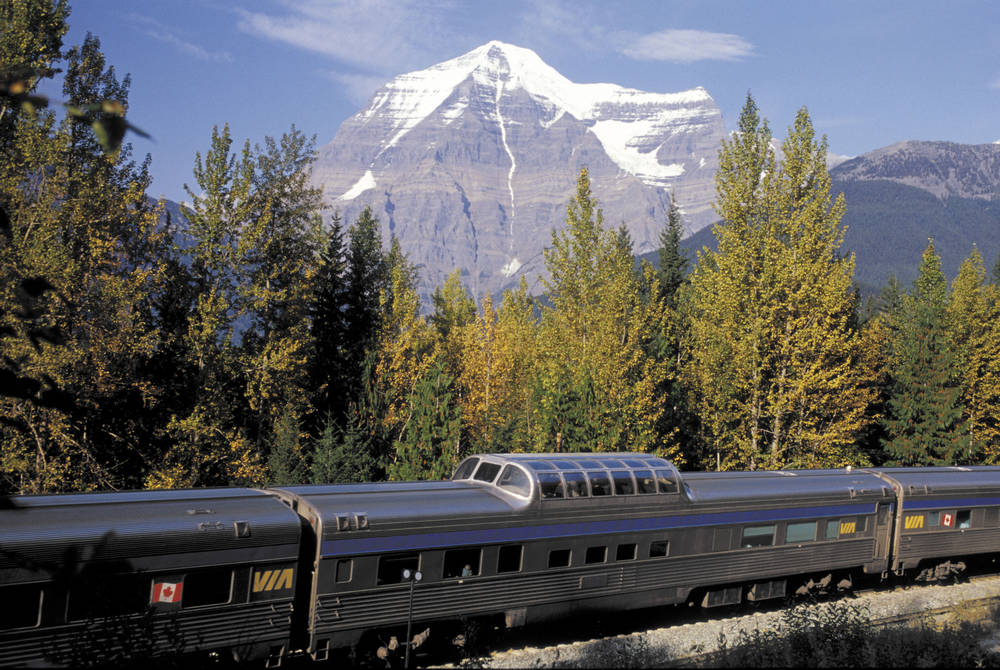 Via Rail - The Canadian