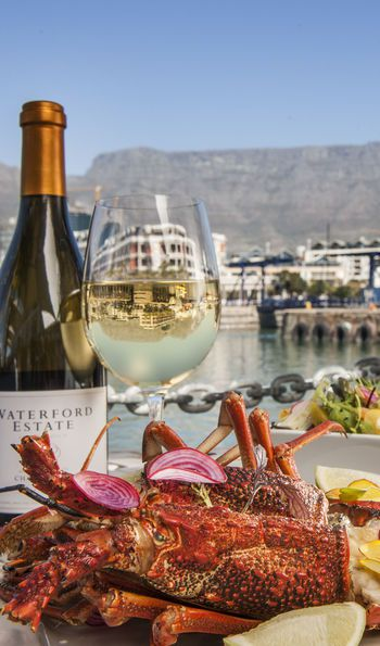 Dining on the V&A Waterfront