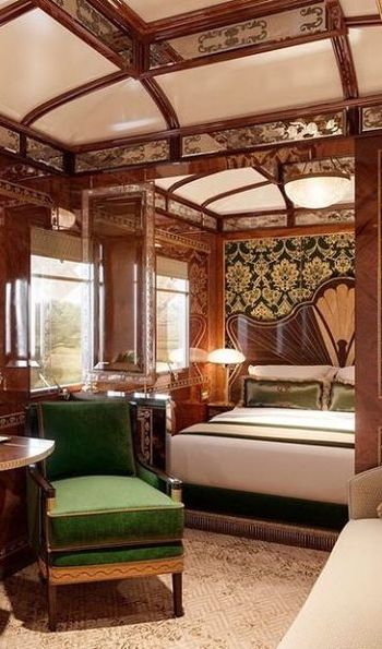 Vienna Grand Suite, Venice Simplon-Orient-Express
