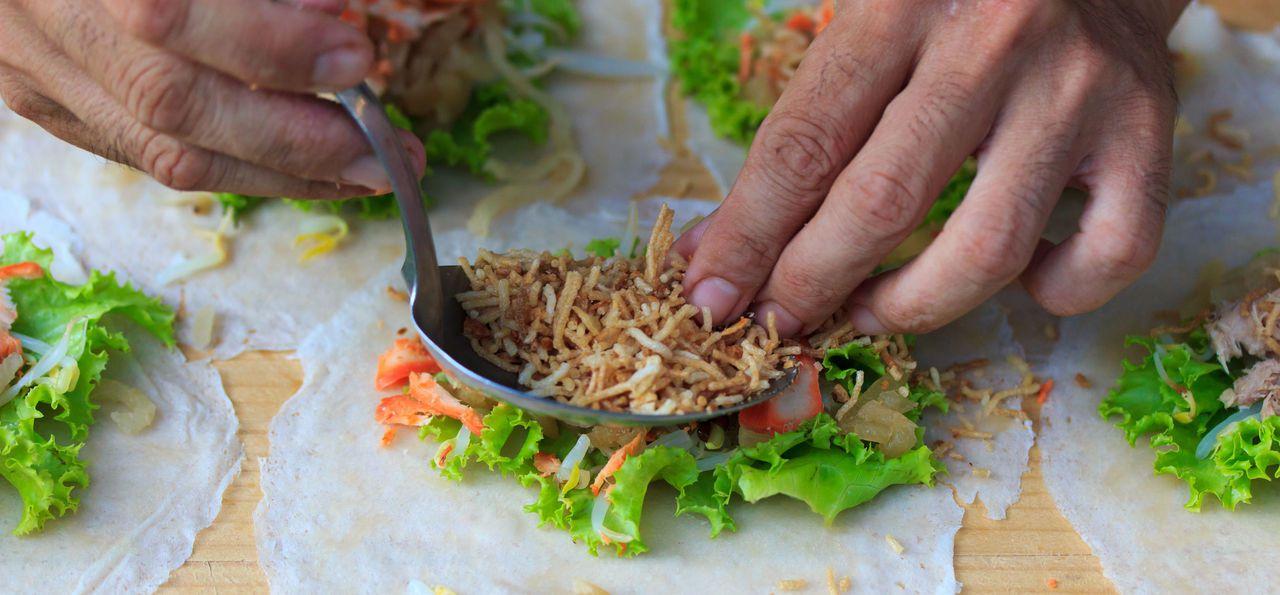 Cookery Class in Vietnam