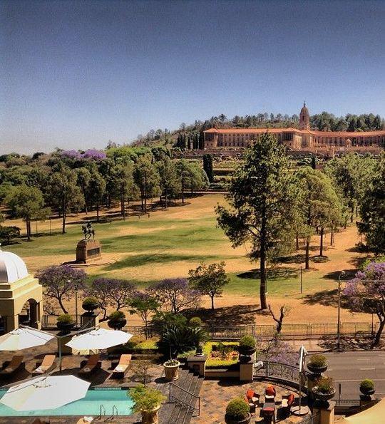 View, Sheraton Pretoria, Pretoria, South Africa