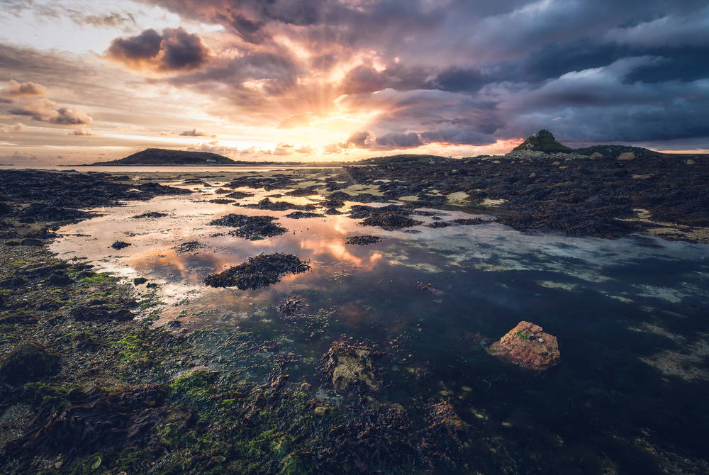 Tresco beach, Isles of Scilly