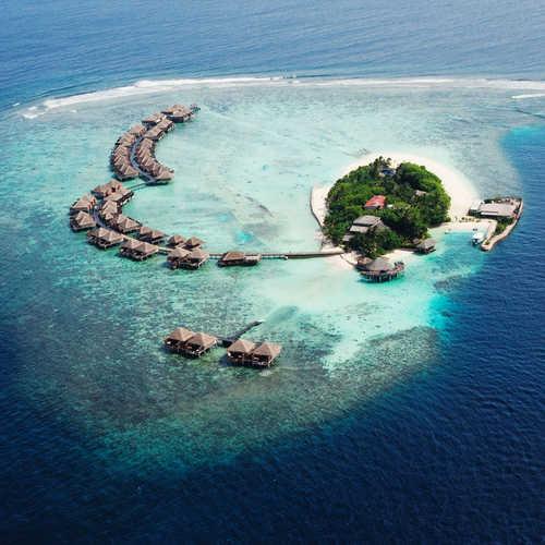 The Maldives: Exclusive island escapes