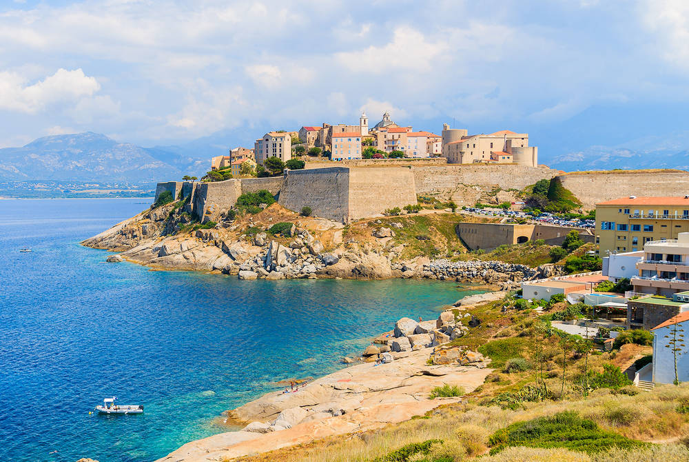 Corsica island, France