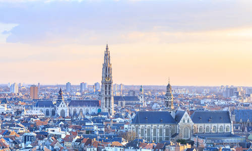 Picture of Antwerp to Tenerife Maiden Voyage