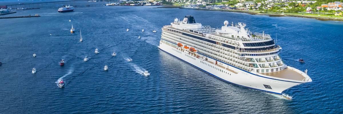 Viking Sun The Luxury Cruise Company