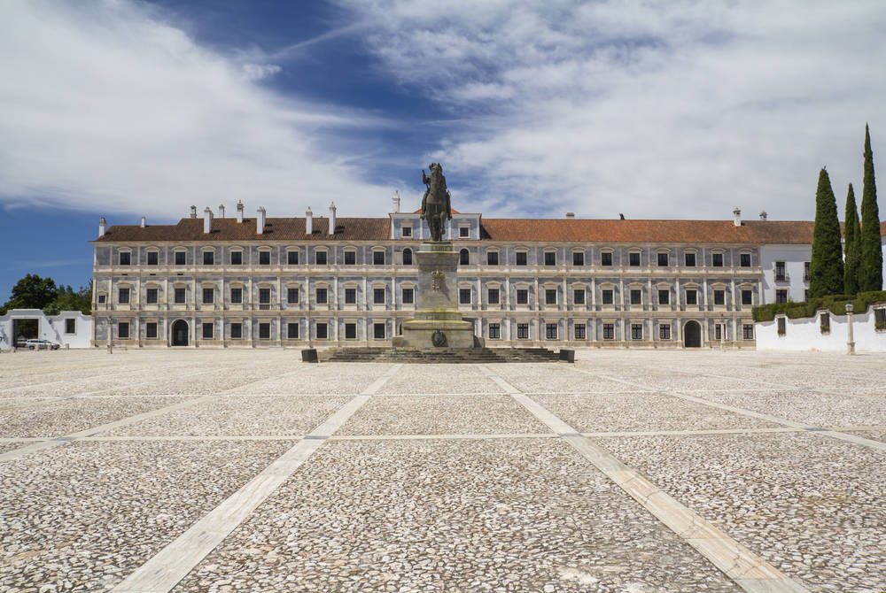 Vila Vicçsa Ducal Palace, Alentejo