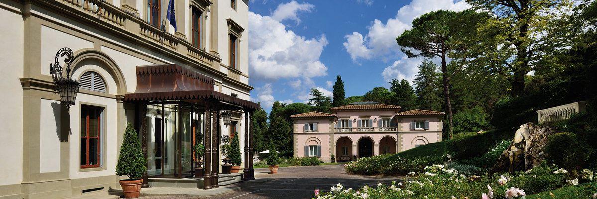 Villa Cora, Florence